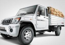 Mahindra Big Bolero Pick-Up Performance