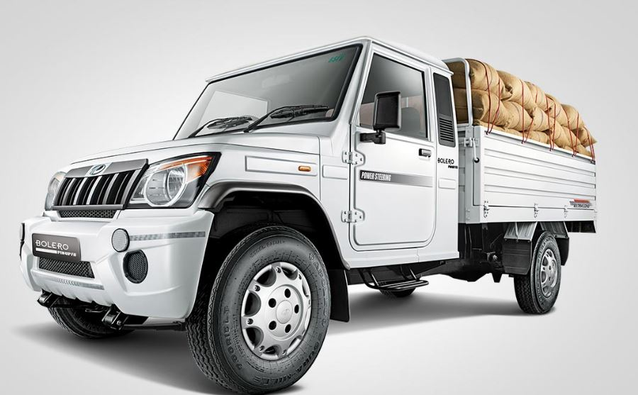 Mahindra Big Bolero Pick-Up Performance