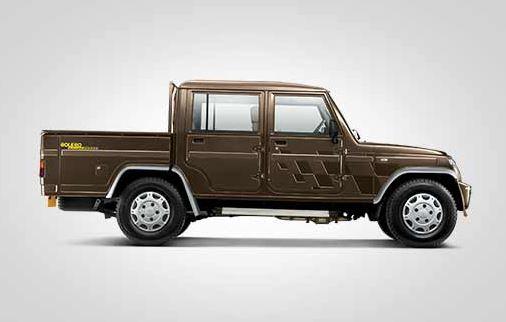 Mahindra Bolero Camper GOLD VX price