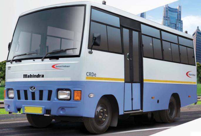 Mahindra Tourister CNG 25 Seater