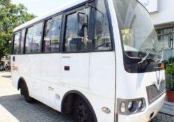 Mahindra Tourister COSMO 16 Seater