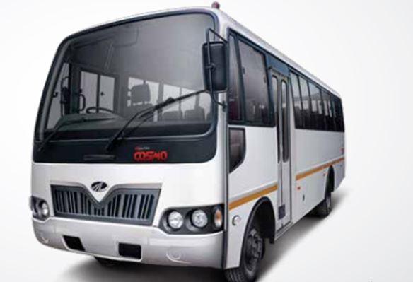 Mahindra Tourister COSMO 25 Seater
