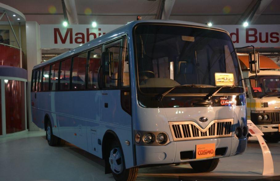 Mahindra Tourister COSMO 40 Seater
