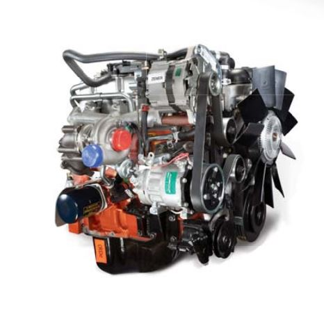 Mahindra Tourister COSMO Bus Engine