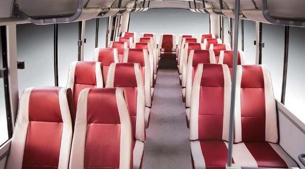 Mahindra Tourister COSMO Bus comfort