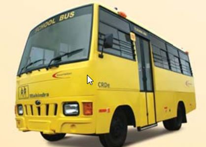 Mahindra Tourister COSMO College Bus 25 Seater