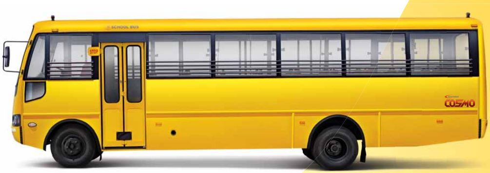Mahindra Tourister COSMO College Bus 36 Seater