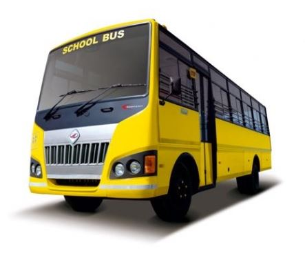 Mahindra Tourister COSMO School Bus 16 Seater