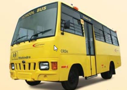 Mahindra Tourister COSMO School Bus 25 Seater