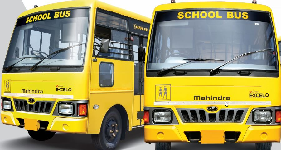 Mahindra Tourister COSMO School Bus design