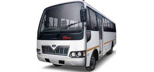 Mahindra Tourister COSMO bus