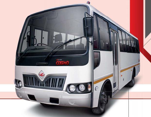Mahindra Tourister COSMO design