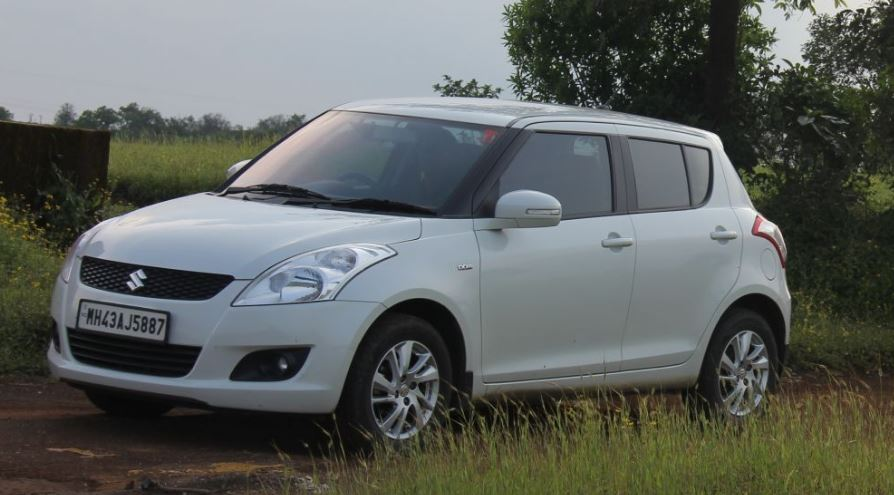Maruti Suzuki Swift Zxi Mileage