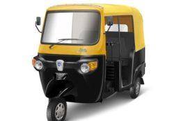 Piaggio Ape City Diesel Auto Rickshaw img1