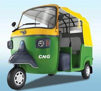 Piaggio Ape City Smart CNG Auto Rickshaw