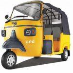 Piaggio Ape City Smart LPG Auto Rickshaw