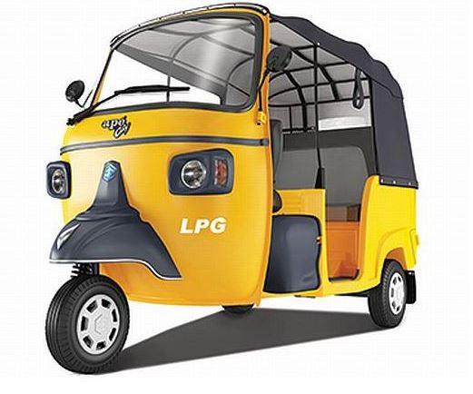 piaggio ape city smart auto rickshaw information with price list. Black Bedroom Furniture Sets. Home Design Ideas