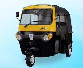 Piaggio Ape City Smart Petrol Auto Rickshaw