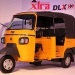 Piaggio Auto Ape Xtra DLX-LPG, CNG, Diesel Price, Specs, Features, Pics