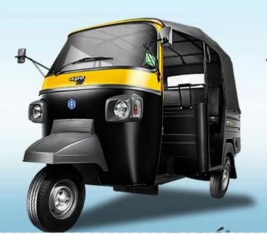 Piaggio Ape XTRA DLX DIESEL Auto Rickshaw