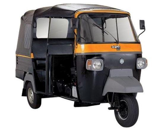 Piaggio Ape XTRA DLX LPG Auto Rickshaw