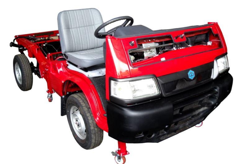 Piaggio Porter 1000 engine