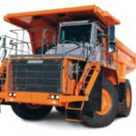 TATA Hitachi EH 1100-5 Dump Truck Price, Technical Specifications, Images