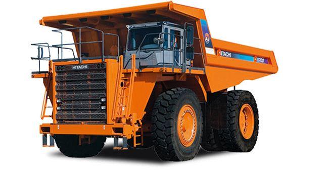 TATA Hitachi EH 1700-3 Dump Truck