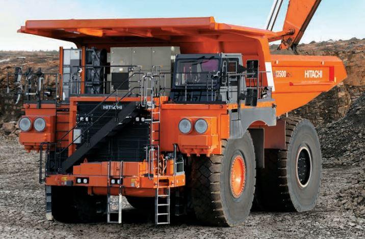 TATA Hitachi EH 3500AC-3 Dump Truck price