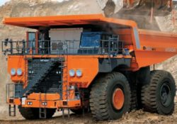 TATA Hitachi EH 5000AC-3 Dump Truck specifications