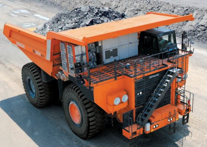TATA Hitachi EH 5000AC-3 Dump Truck price