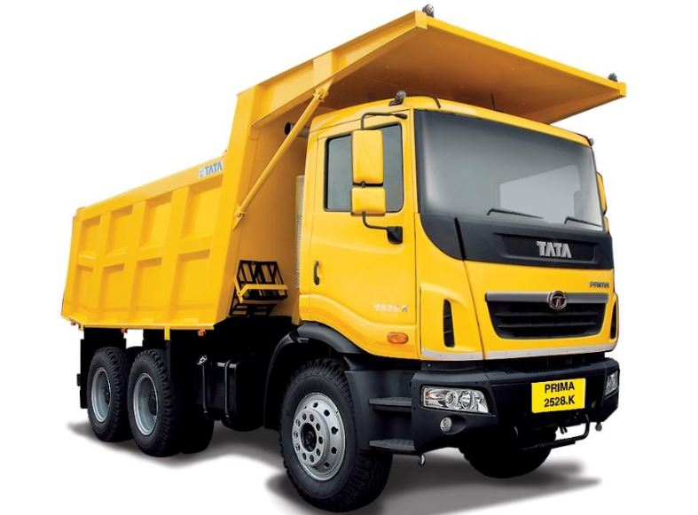 TATA Prima Construck 2528.K Tipper 3