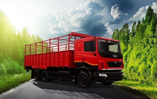 TATA Prima LX 2523.T truck