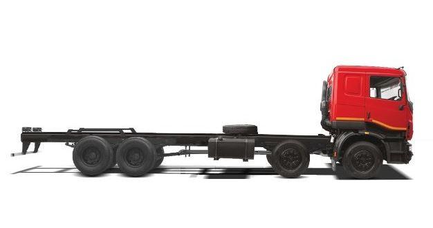 TATA Prima LX 3123.T TS truck