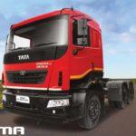 TATA Prima LX 4928.S HRT | LX 4928.S SRT Price List, Specs, Pics