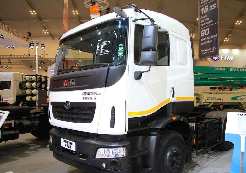 TATA Prima Tractor-Trailers 4928.S img 1
