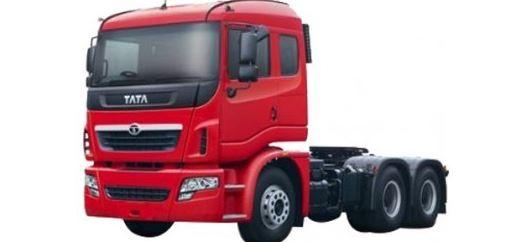 TATA Prima Tractor-Trailers 4938.P