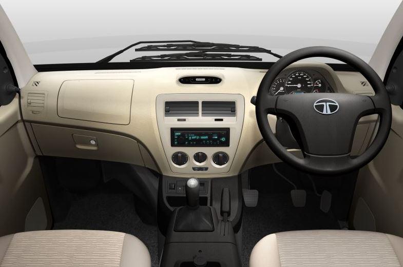 TATA Venture interior1