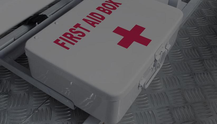 TATA Winger Ambulance First Aid-kit