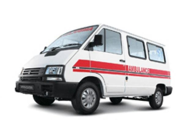 TATA Winger Ambulance Shell 3488 WB High Roof