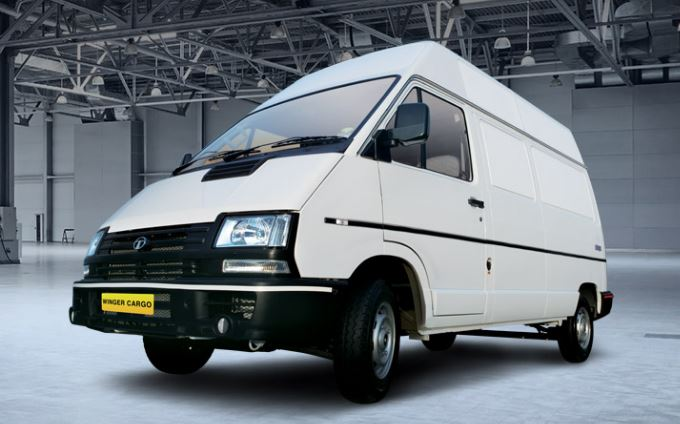 TATA Winger Cargo-Delivery Van price list