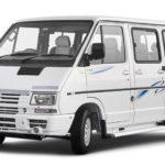 TATA Winger Luxury Maxi Van