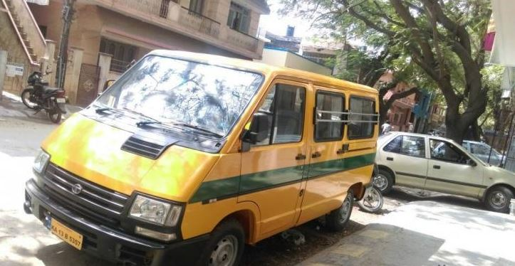 TATA Winger School Bus review