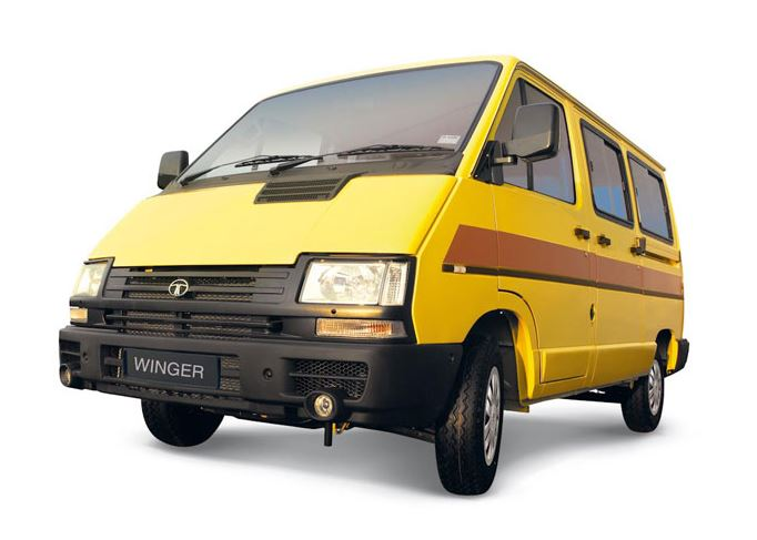 TATA Winger School Bus price