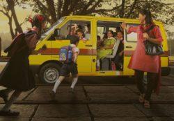 TATA Winger School Bus