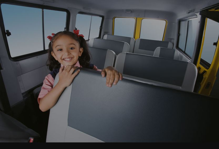 TATA Winger School Bus comfort
