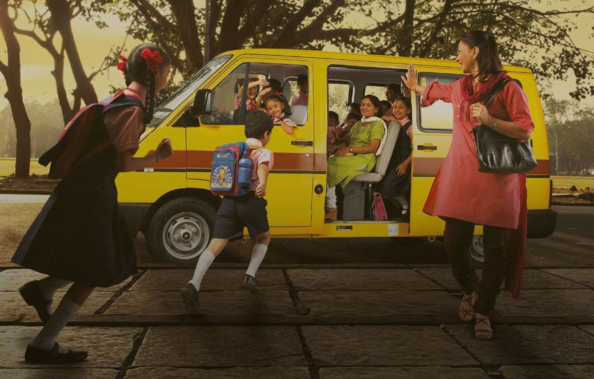 TATA Winger School Bus