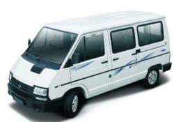 TATA Winger Standard Van 1