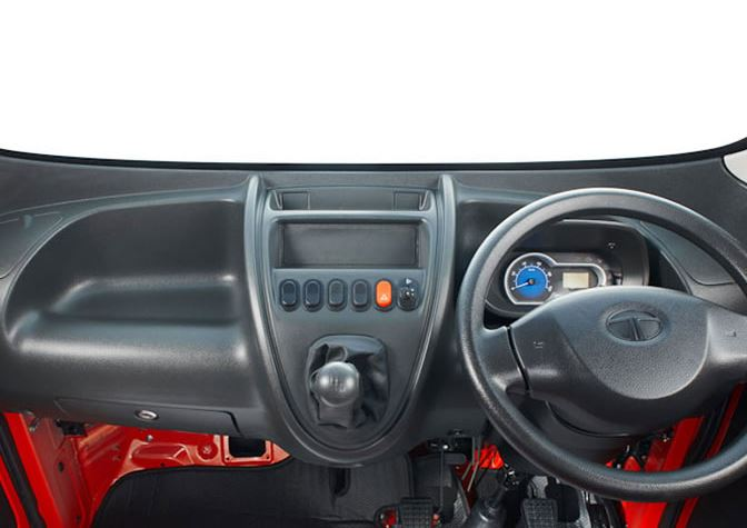 Tata Ace Zip interior