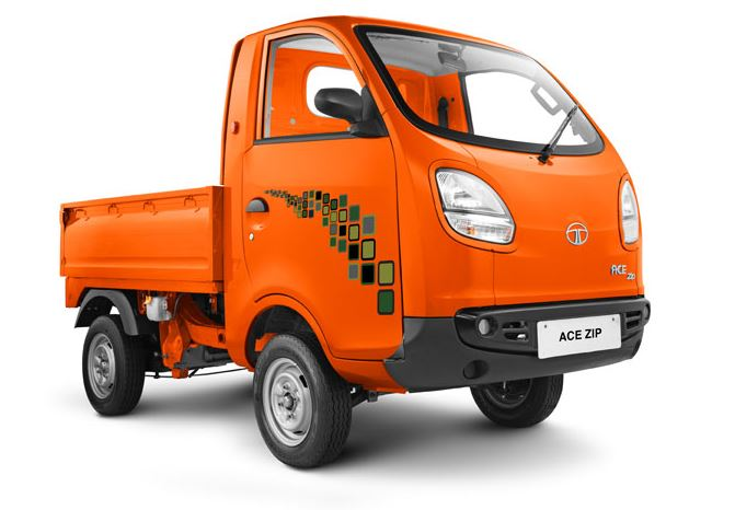 Tata Ace Zip small truck review
